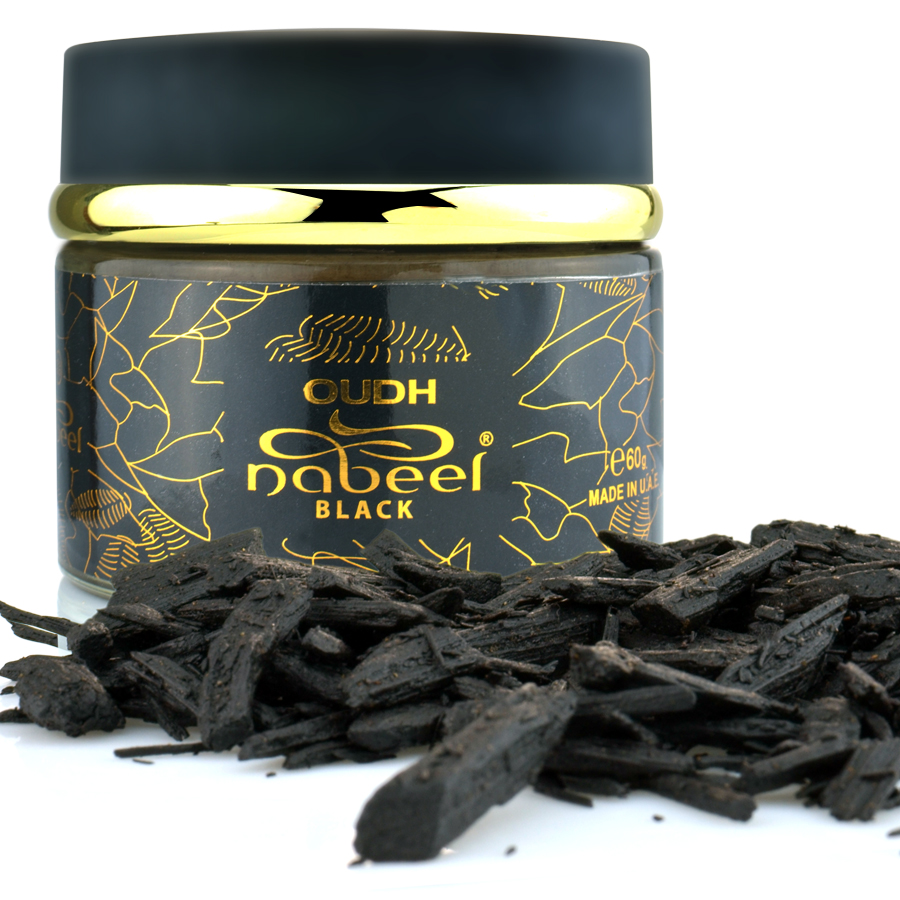 Best Oudh Chips From Nabeel Perfumes Online Shop In Uae Uk Usa Black Oud 2 Pcs