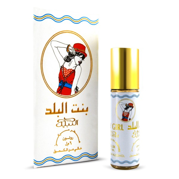 CITY GIRL oil perfume