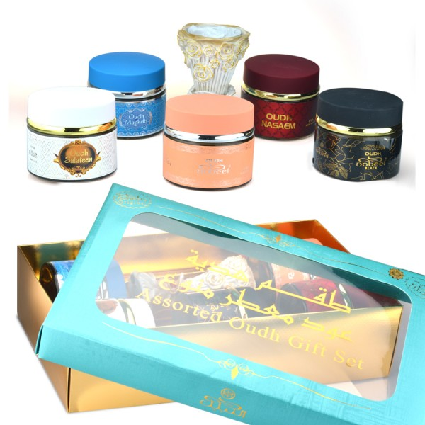 Oudh Chips Gift Set
