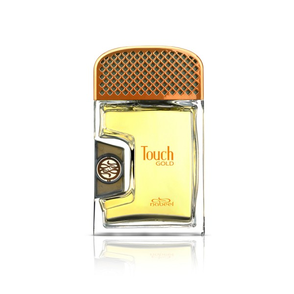 TOUCH GOLD spray perfume