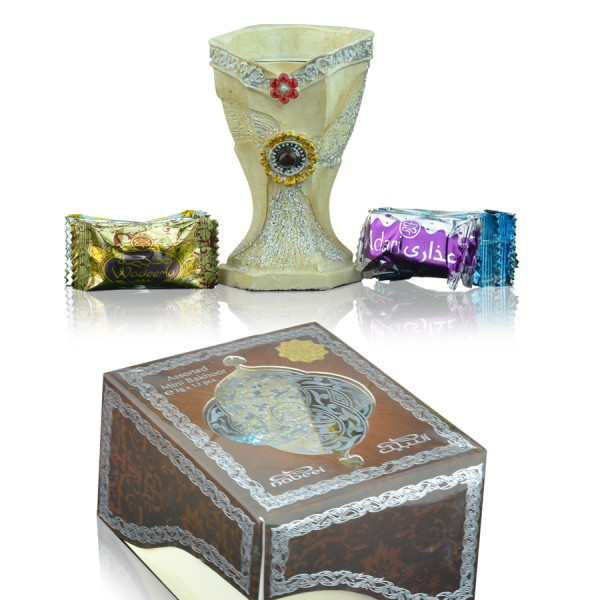 Assorted Mini Bakhoor Gift Set