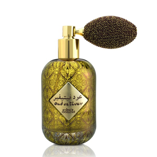 OUD VETIVER spray perfume