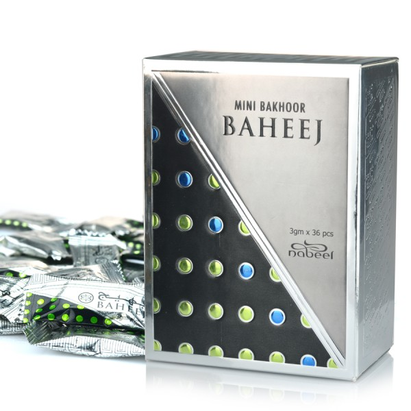 Mini Bakhoor Baheej Incense